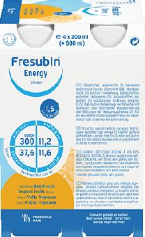 Fresubin ENERGY Drink 6x4x200ml Multifrucht 24x200ml
