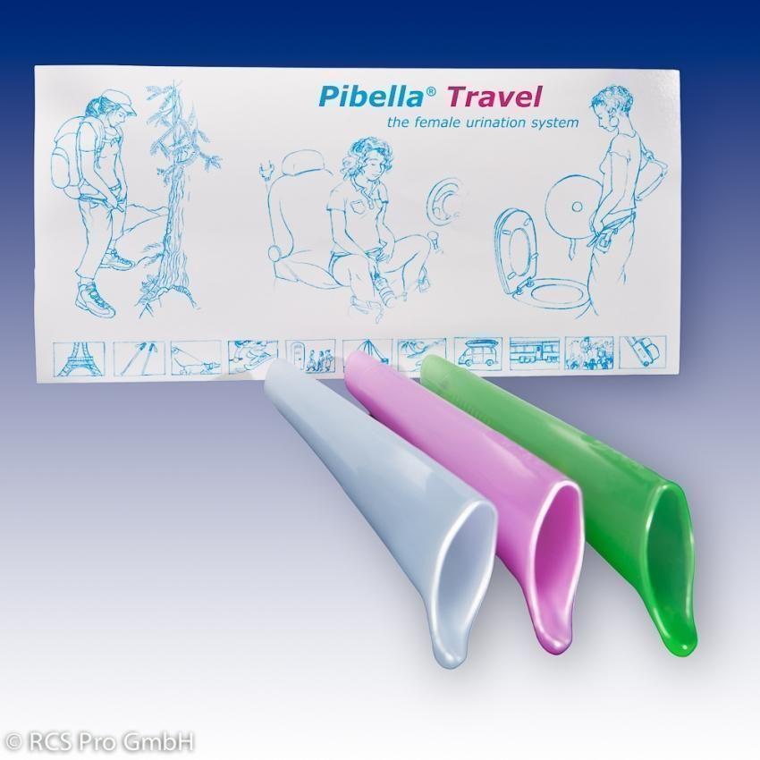 Urinierhilfe für Frauen Pibella Travel