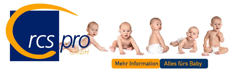 Alles fürs Baby Banner 5